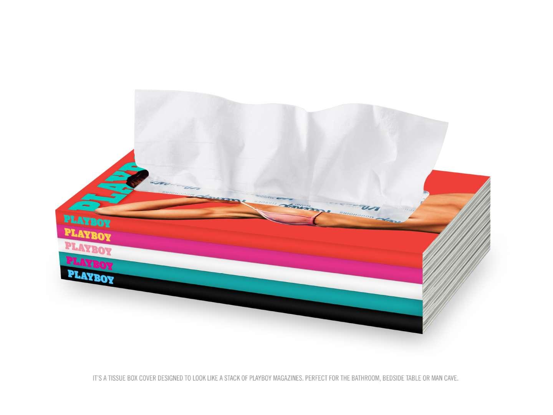Playboy Tissue Box Cover by Jisol Lee – SVA Design