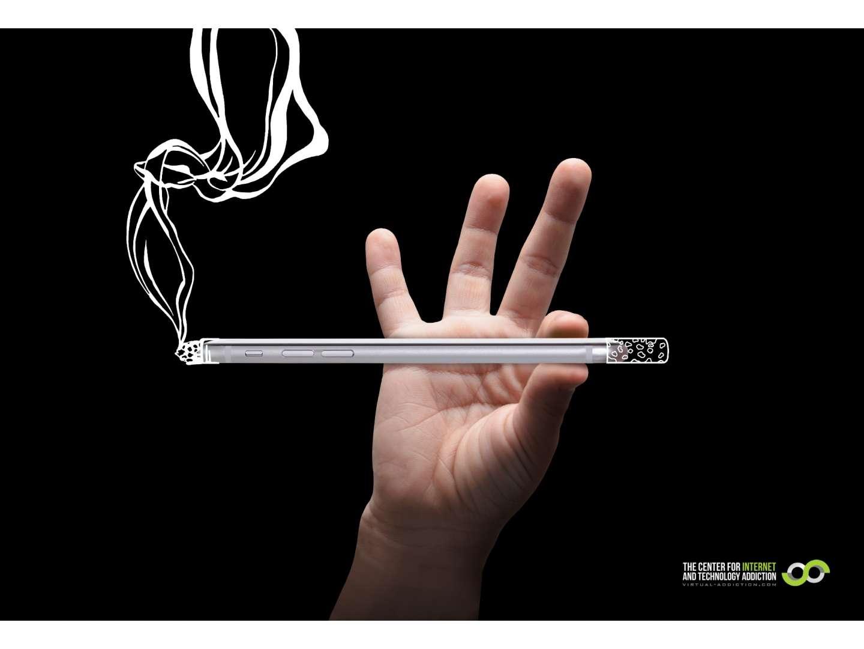 Technology Addiction by Jason Kim – SVA Design