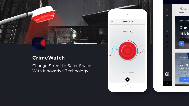 CrimeWatch by So Jin Park – SVA Design