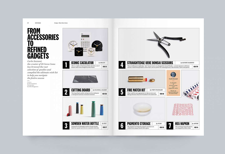 Nowness Magazine by Sou Young Ji – SVA Design