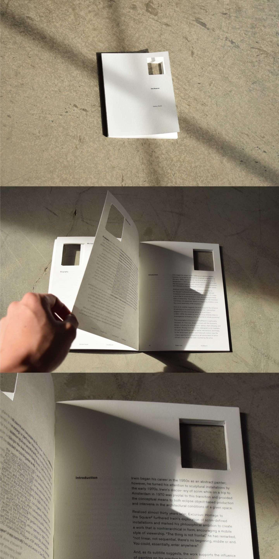 DIA: BEACON GALLERY GUIDE by HO SEOK LEE – SVA Design