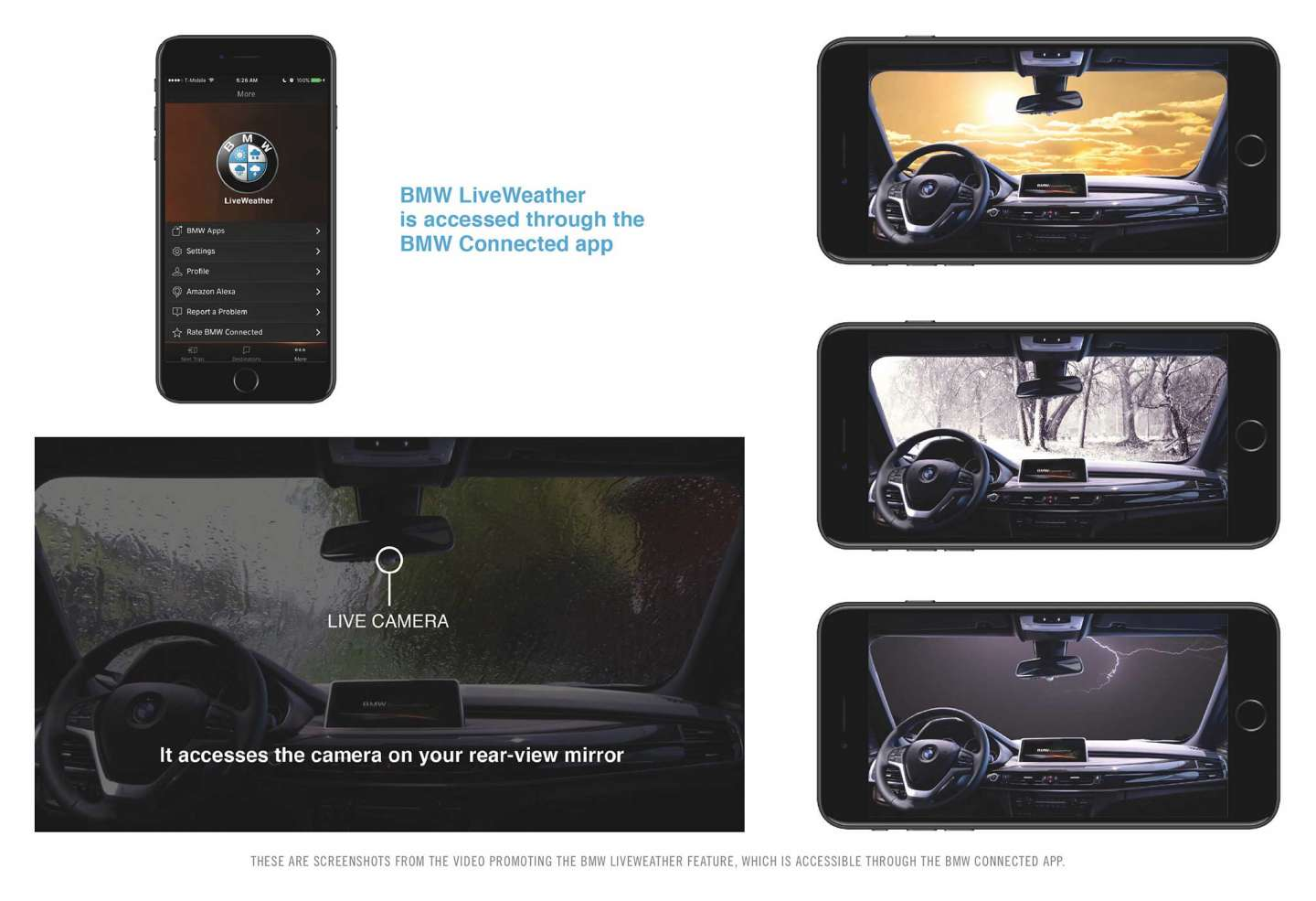 BMW LiveWeather by Seona Kim & Josi Matson – SVA Design