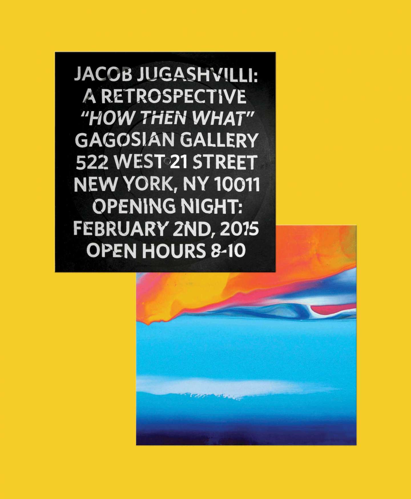 Jacob jugashvilli a retrospective by viktoriya tsoy sva design jacob jugashvilli is an artist that believes in and practices a philosophy of how before the what his artwork is born out of process rather than out of stopboris Choice Image