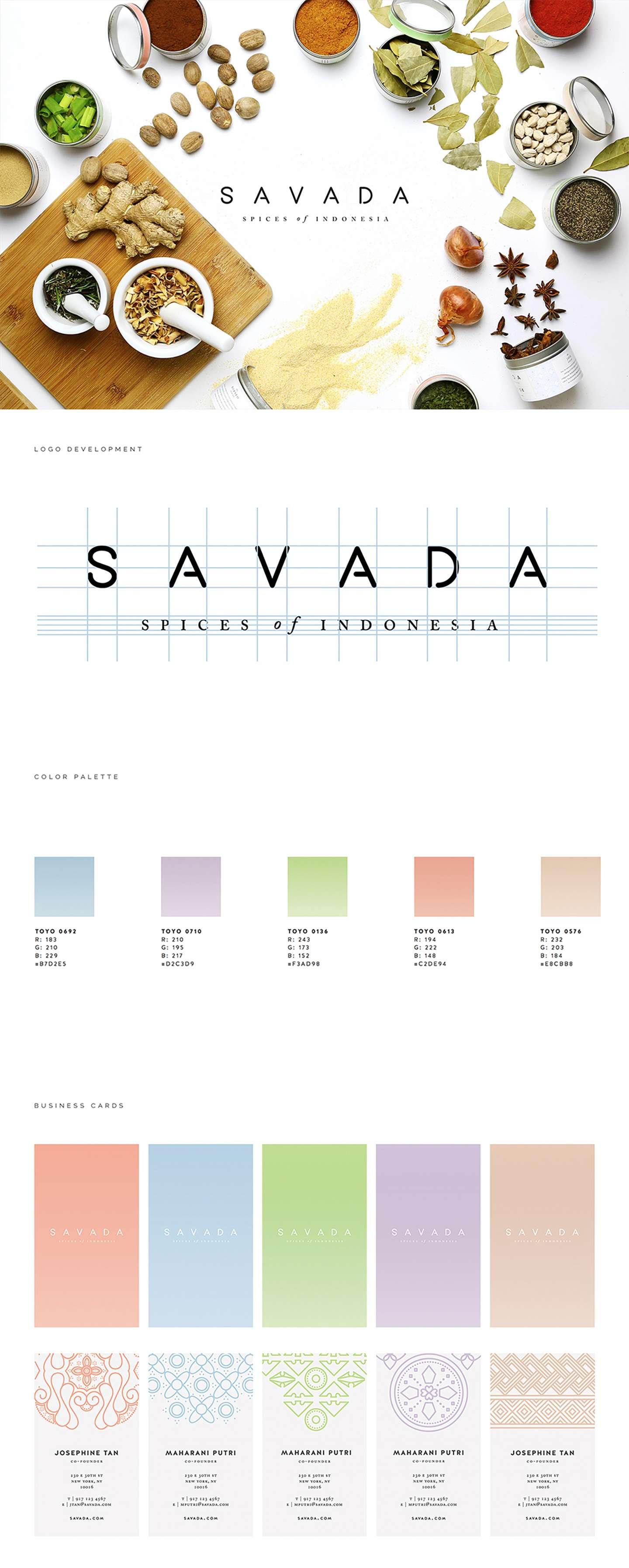 SAVADA: Spice of Indonesia by Josephine Tan & Maharani
