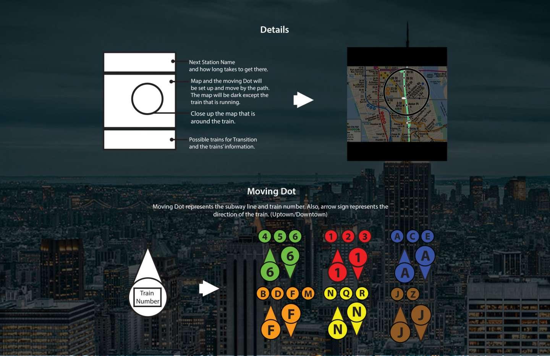 Nyc Subway Map Dark.Nyc Subway Map Redesign By Ji Hyun Chun Sva Design