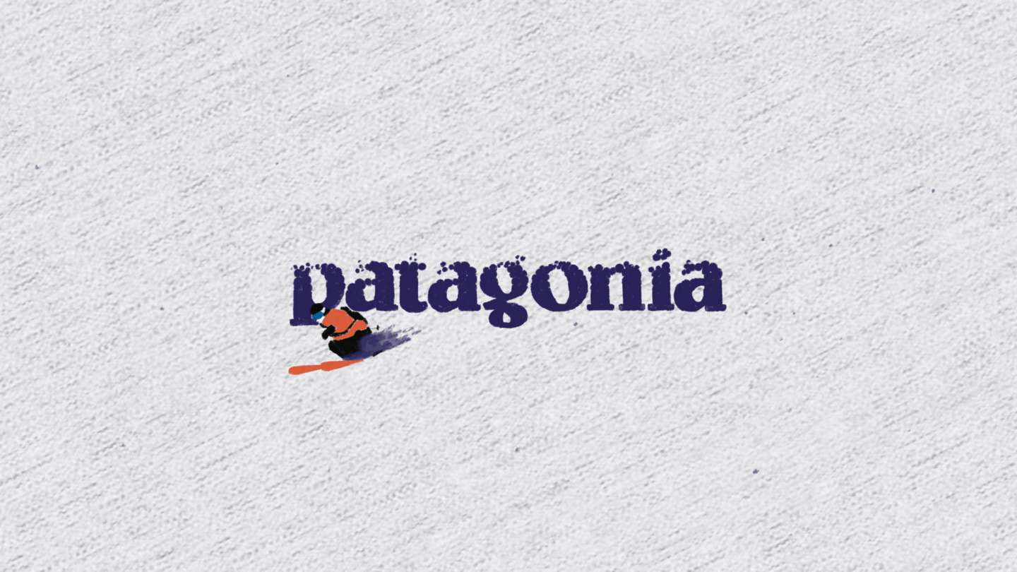Patagonia Logo By Ye Hyun Lee Sva Design