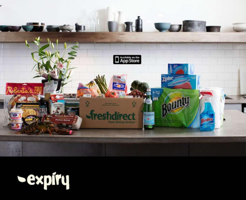 Expiry App by Claire Filipek – SVA Design