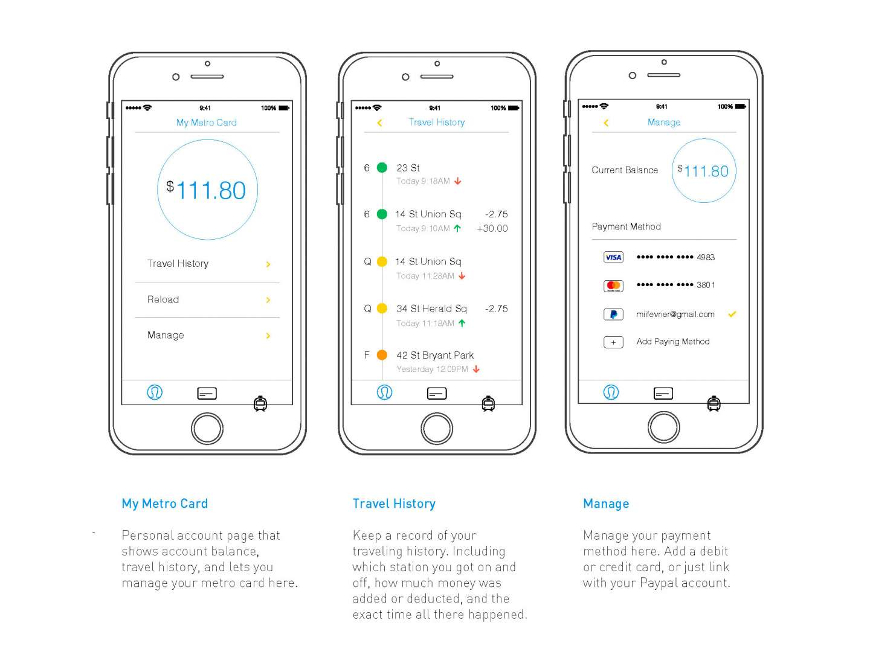 New York Subway Map App Iphone.Mta App By Ching Tien Lee Sunnie Sva Design