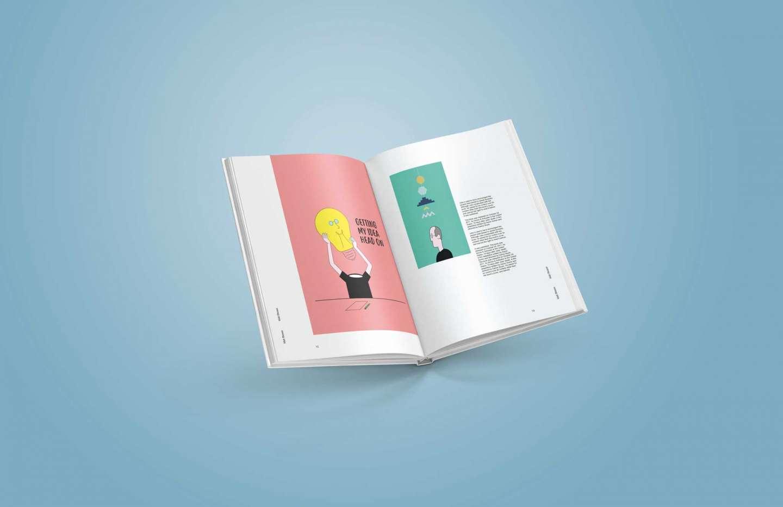 Fantastic Steve Jobs Illustration Book Design By Ha Eun Lee Sva Design Download Free Architecture Designs Xaembritishbridgeorg