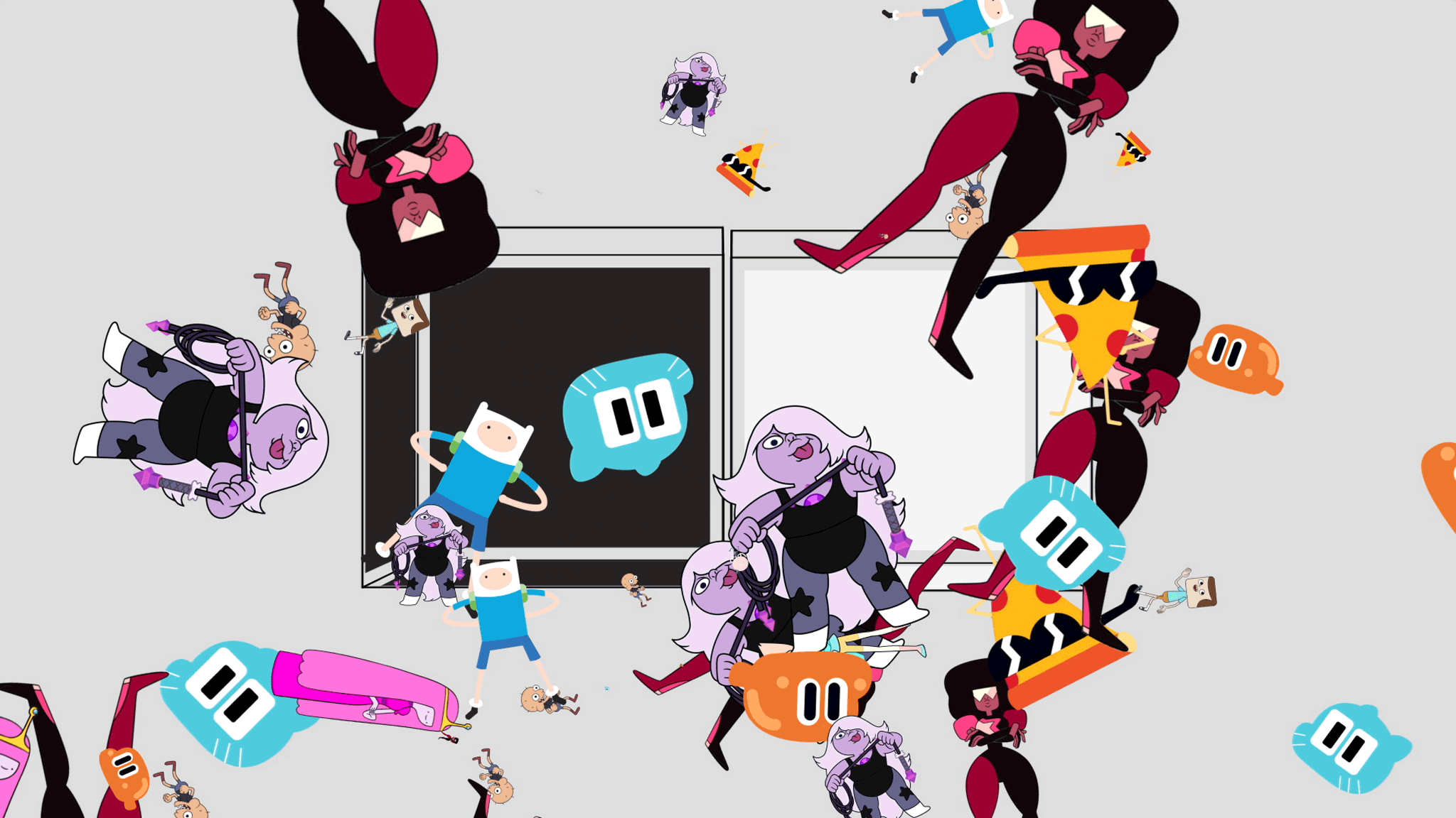 Cartoon Network Logo Identity By Laura El Hadi Sva Design